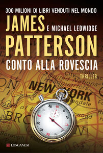 Libro Conto alla rovescia James Patterson , Michael Ledwidge