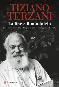 La fine è il mio inizio - Tiziano Terzani - copertina