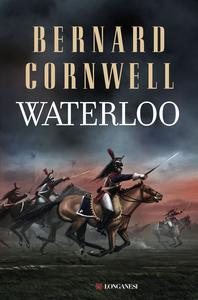 Libro Waterloo Bernard Cornwell