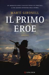 Libro Il primo eroe Martí Gironell