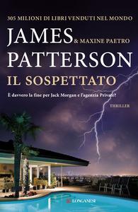 Libro Il sospettato James Patterson , Maxine Paetro