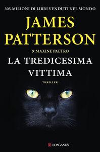 Libro La tredicesima vittima James Patterson , Maxine Paetro