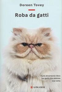 Libro Roba da gatti Doreen Tovey