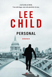 Personal - Lee Child - copertina