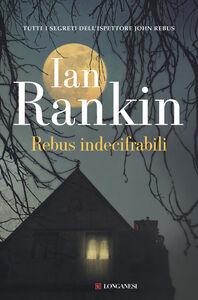 Libro Rebus indecifrabili Ian Rankin