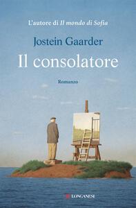 Il consolatore - Jostein Gaarder - copertina