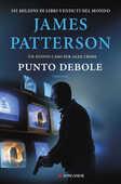 Libro Punto debole James Patterson