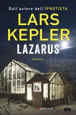 Libro Lazarus Lars Kepler