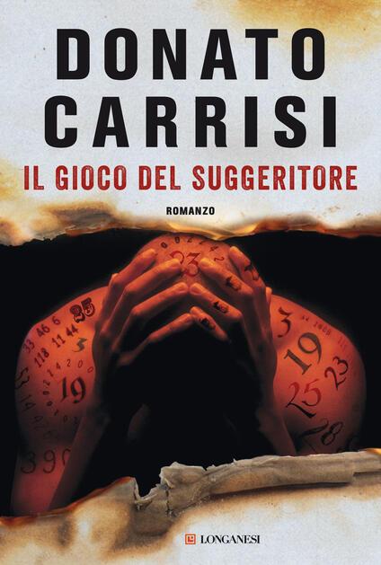 Il gioco del suggeritore - Donato Carrisi - copertina