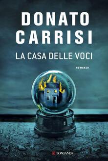 La casa delle voci - Donato Carrisi - copertina