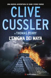 Ebook enigma dei Maya Cussler, Clive , Perry, Thomas