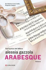 Arabesque - Alessia Gazzola - copertina