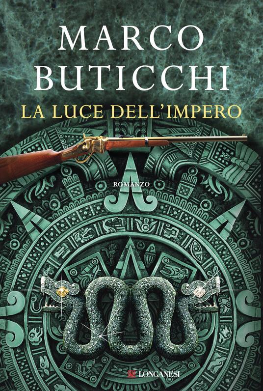 La luce dell'impero - Marco Buticchi - copertina