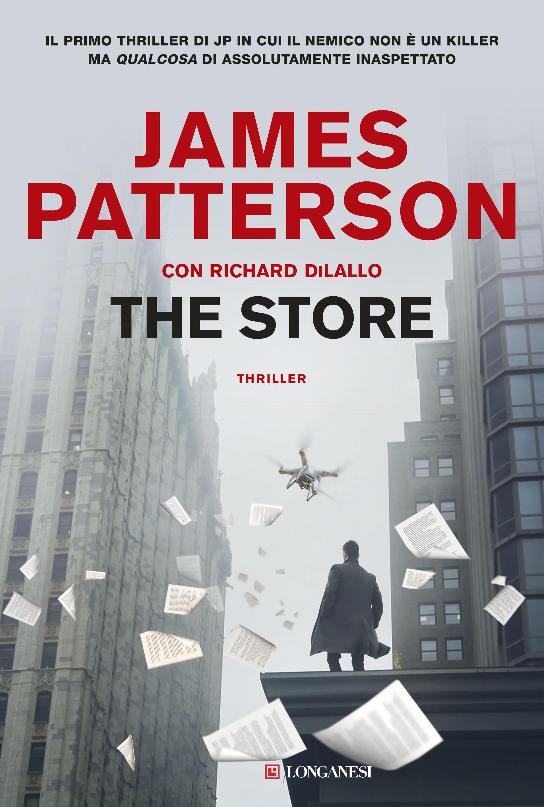Risultati immagini per james patterson the store