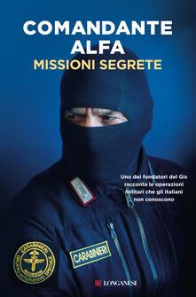 Letterarioprimopiano.it Missioni segrete Image