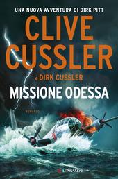 Copertina  Missione Odessa : romanzo