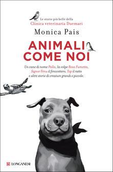 Voluntariadobaleares2014.es Animali come noi Image