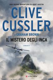Copertina  Il mistero degli Inca : romanzo