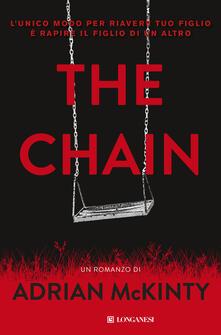 The chain - Adrian McKinty - copertina