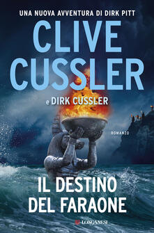 Il destino del faraone - Clive Cussler,Dirk Cussler - copertina