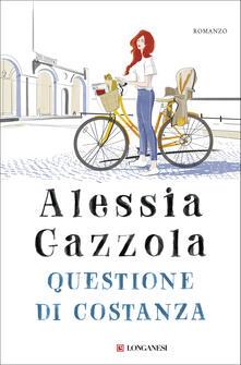 Questione di Costanza - Alessia Gazzola - ebook