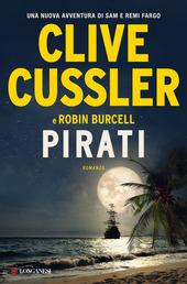 Copertina  Pirati : romanzo