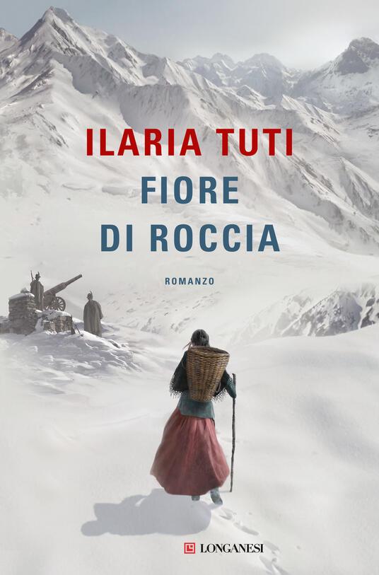 Fiore di roccia - Ilaria Tuti - copertina