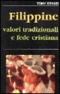 Filippine. Valori tradizionali e fede cristiana
