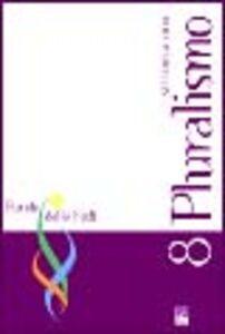 Libro Pluralismo Stefano Allievi