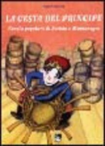 Libro La cesta del principe. Favole popolari di Serbia e Montenegro Nada Strugar