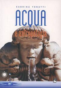 Acqua e antropologia