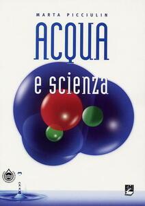 Acqua e scienza