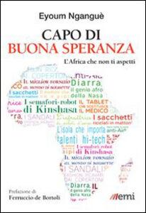 Foto Cover di Capo di Buona Speranza. L'Africa che non ti aspetti, Libro di Ngangué Eyoum, edito da EMI