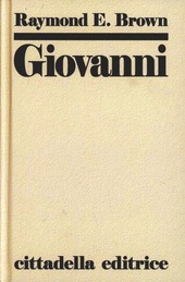 Giovanni: commento al vangelo spirituale