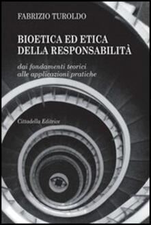Antondemarirreguera.es Bioetica ed etica della responsabilità. Dai fondamenti teorici alle applicazioni pratiche Image