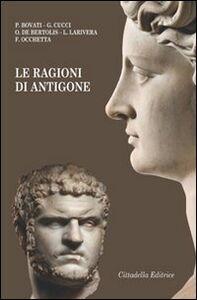 Libro Le ragioni di Antigone