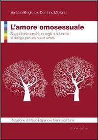 L' amore omosessuale. Saggi di psicoanalisi, teologia e pastorale. In dialogo per una nuova sintesi