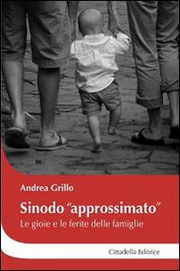 Libro Sinodo «approssimato». Le gioie e le ferite delle famiglie Andrea Grillo