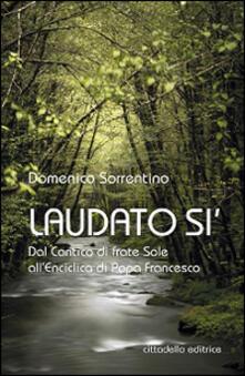 Laudato si'. Dal Cantico di frate Sole all'Enciclica di Papa Francesco - Domenico Sorrentino - copertina