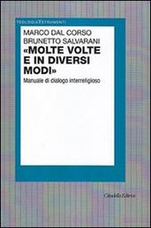 «Molte volte e in diversi modi». Manuale di dialogo interreligioso