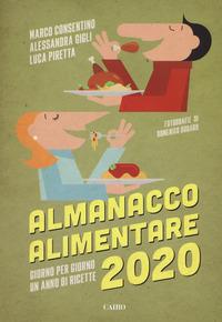 ALMANACCO ALIMENTARE 2020. GIORNO PER GI