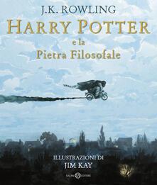 Vitalitart.it Harry Potter e la pietra filosofale. Ediz. a colori. Vol. 1 Image