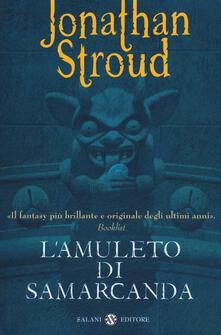 Atomicabionda-ilfilm.it L' amuleto di Samarcanda. Trilogia di Bartimeus. Vol. 1 Image