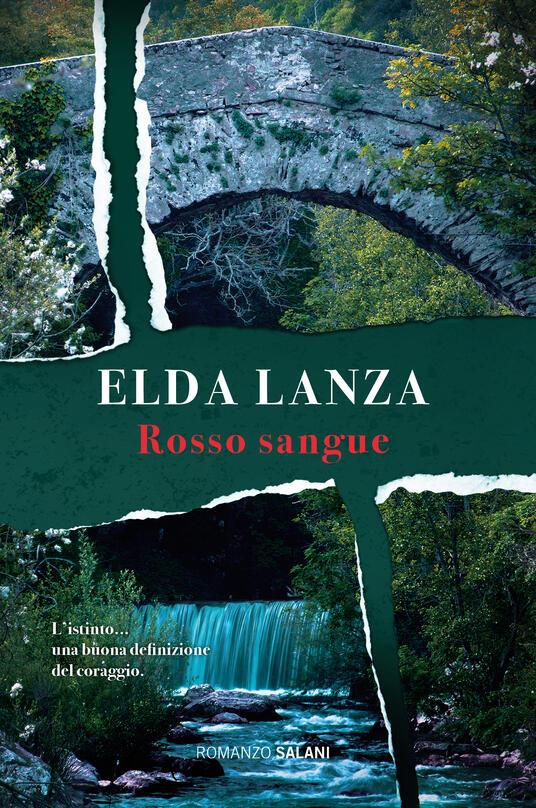 Rosso sangue - Elda Lanza - ebook