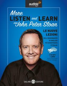 More listen and learn. Audiolibro. 2 CD Audio formato MP3. Con Libro in brossura.pdf