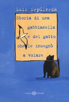 Filmarelalterita.it Storia di una gabbianella e del gatto che le insegnò a volare Image