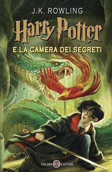 Writersfactory.it Harry Potter e la camera dei segreti. Vol. 2 Image