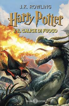 Harry Potter e il calice di fuoco. Nuova ediz.. Vol. 4 - J. K. Rowling - copertina