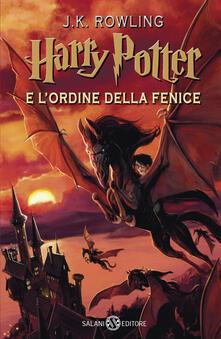 Tegliowinterrun.it Harry Potter e l'Ordine della Fenice. Vol. 5 Image
