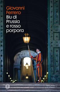Libro Blu di Prussia e rosso porpora Giovanni Ferrero
